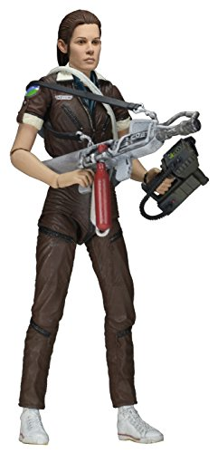 Aliens Isolation - Series 6 Amanda Ripley (Jumpsuit) Action Figure (17Cm) von NECA
