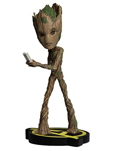 Neca Groot Teen Headknocker Figur 20,32 cm Marvel Avengers Infinity War Color (NEC0NC61788 von Neca