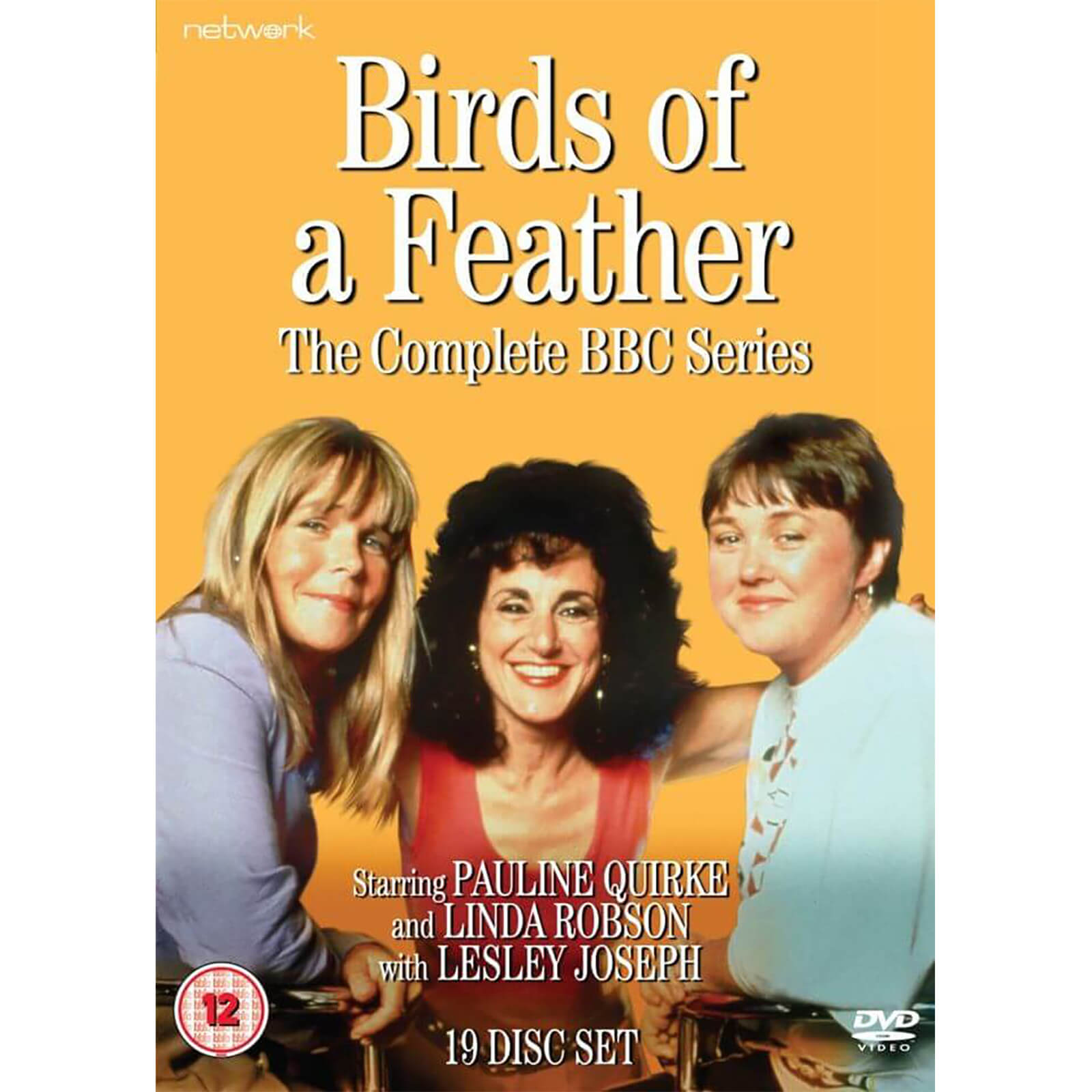 Birds of a Feather - Series 1 - 9 von Network