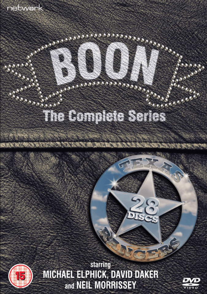 Boon - The Complete Series von Network