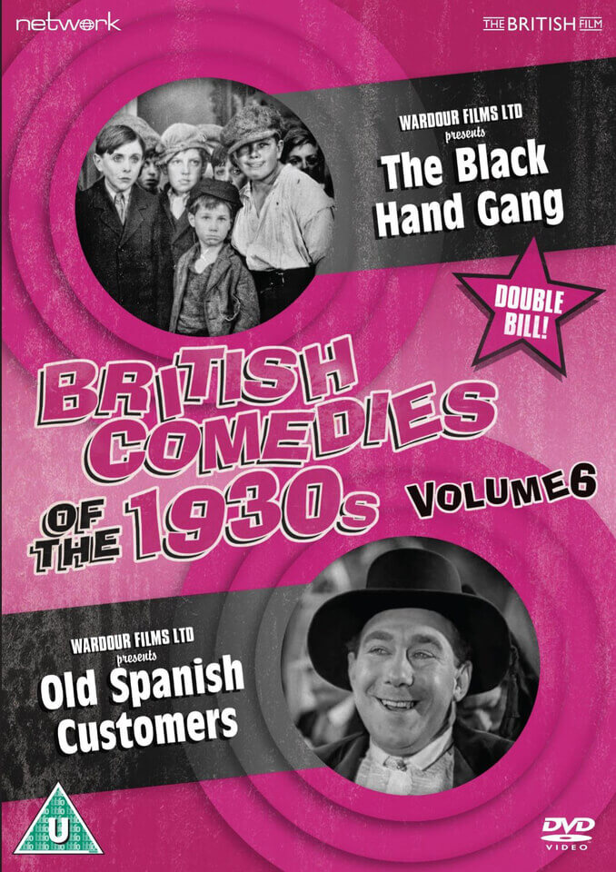 British Comedies of the 1930's - Volume 6 von Network