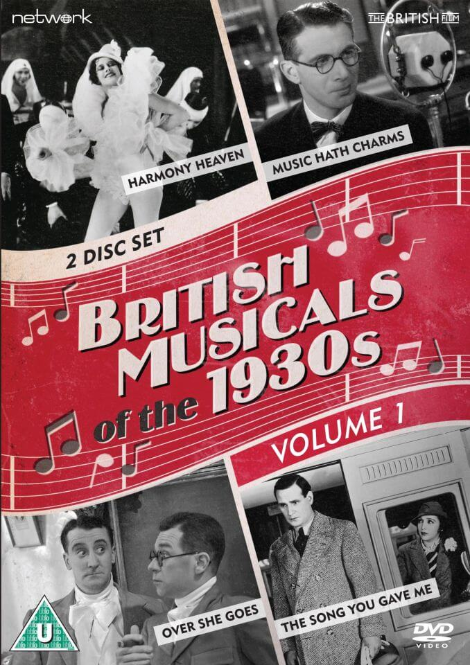British Musicals of the 1930s von Network