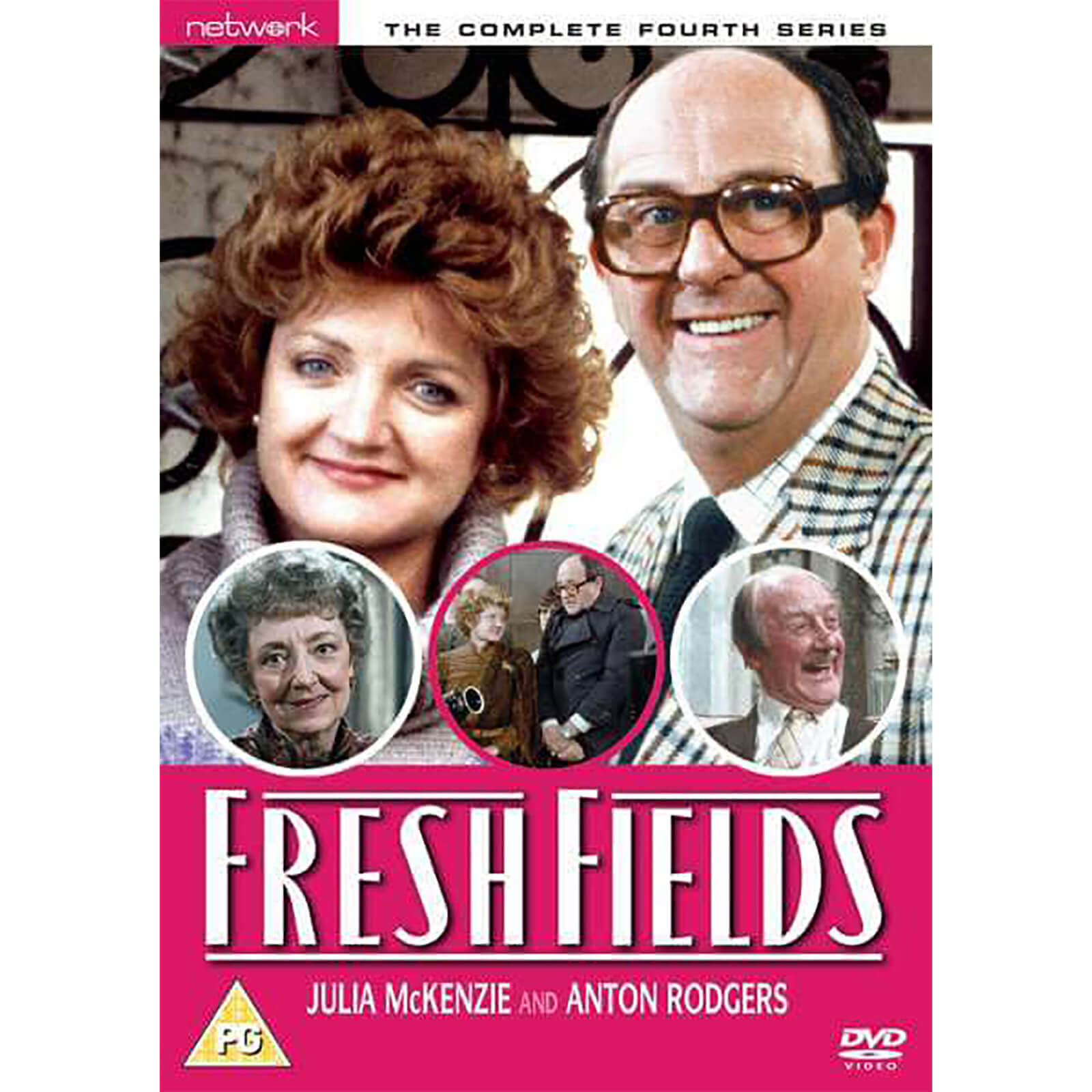 Fresh Fields - Complete Series 4 von Network