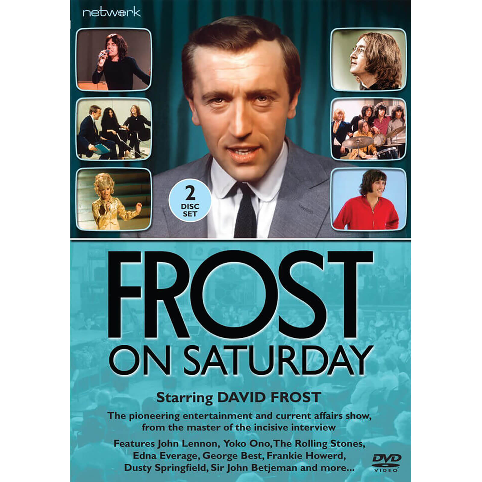 Frost On Saturday von Network