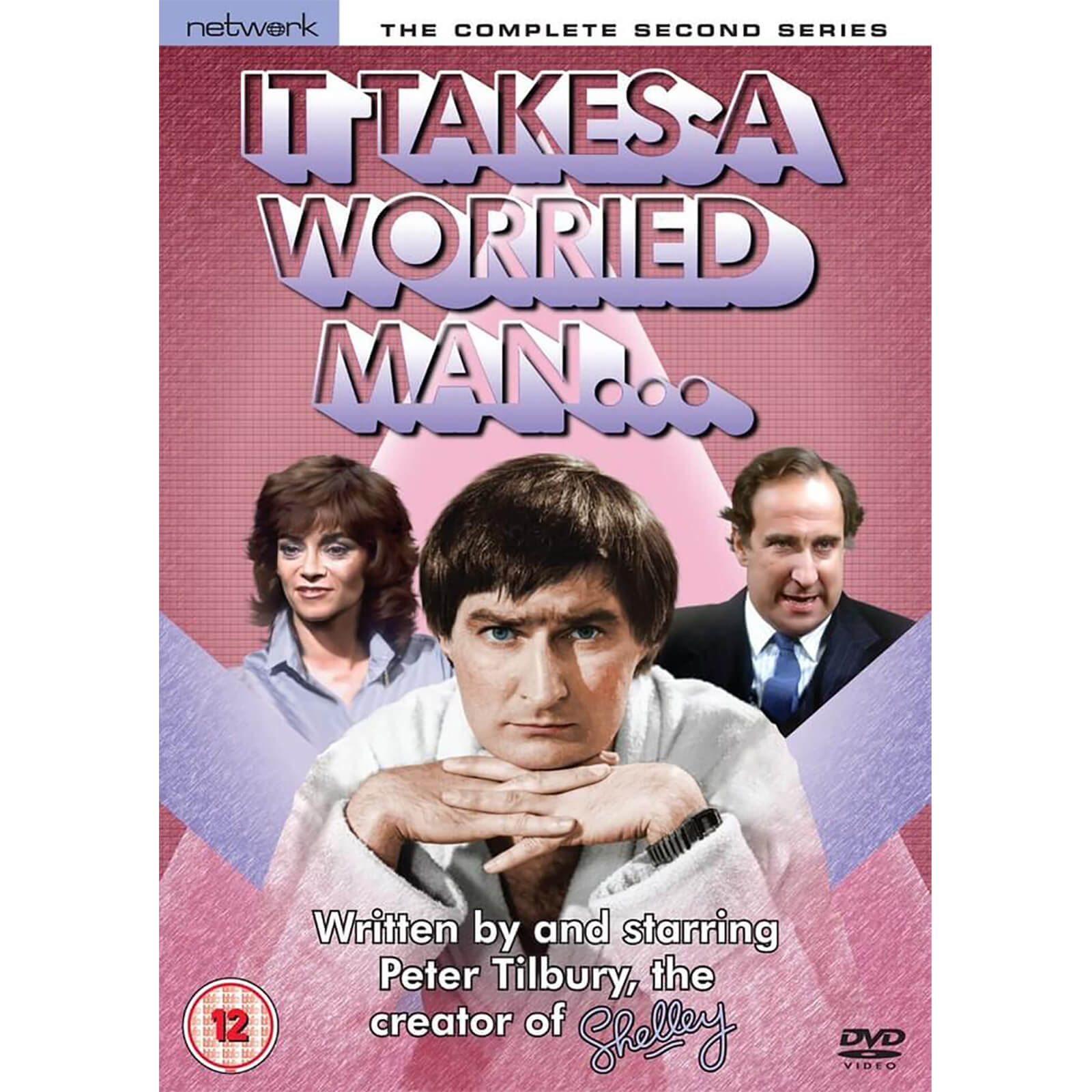 It Takes a Worried Man - Complete Series 2 von Network