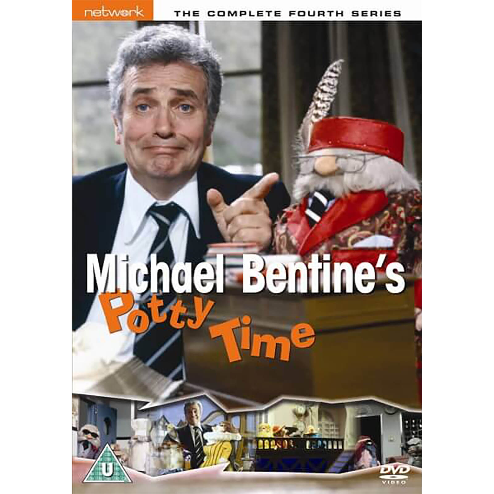 Michael Bentines Potty Time - Complete Series 4 von Network