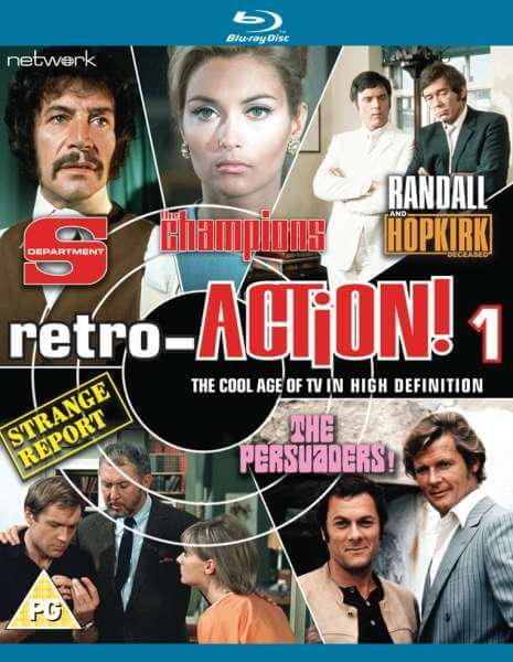 Retro-Action! Volume 1 von Network