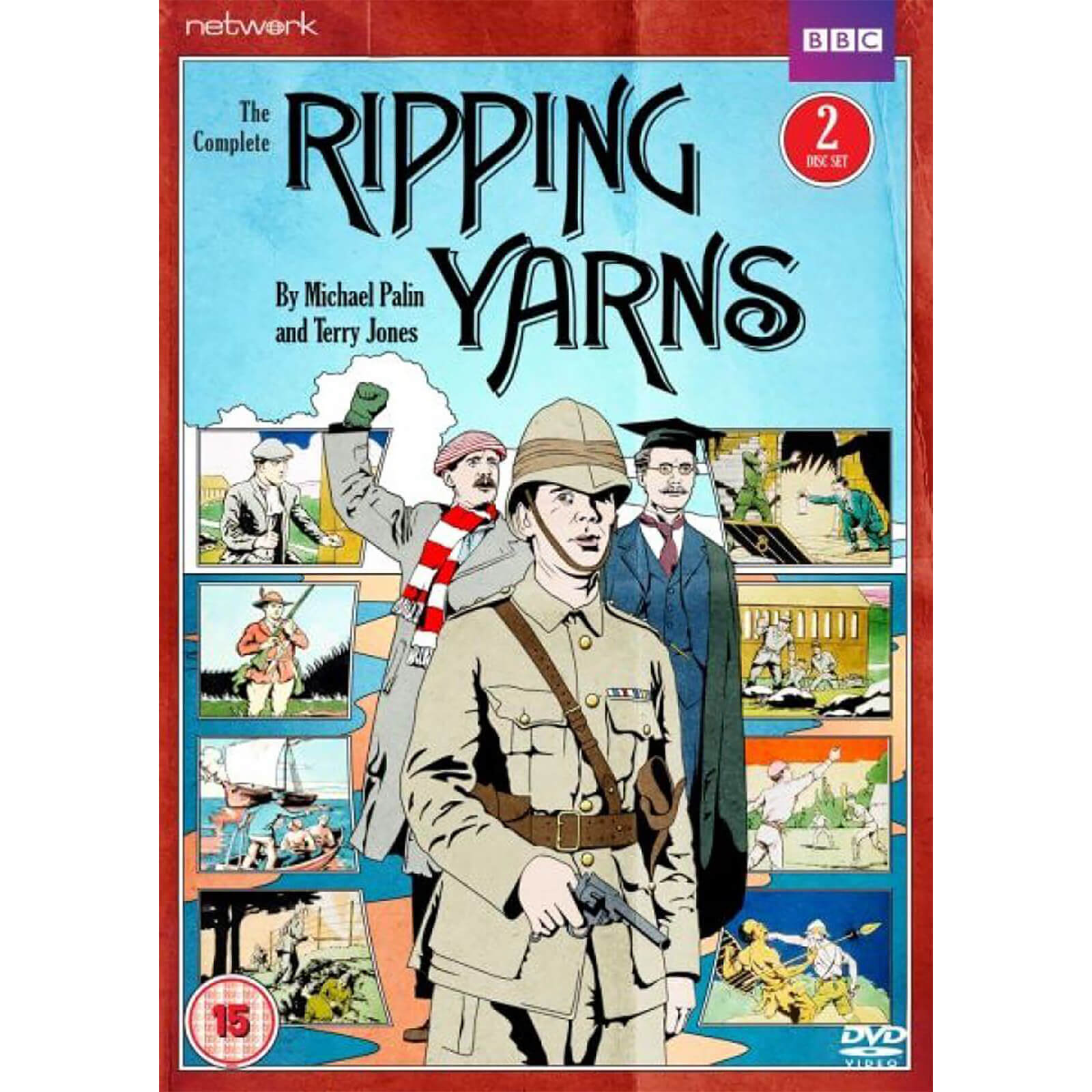 Ripping Yarns - The Complete Series von Network