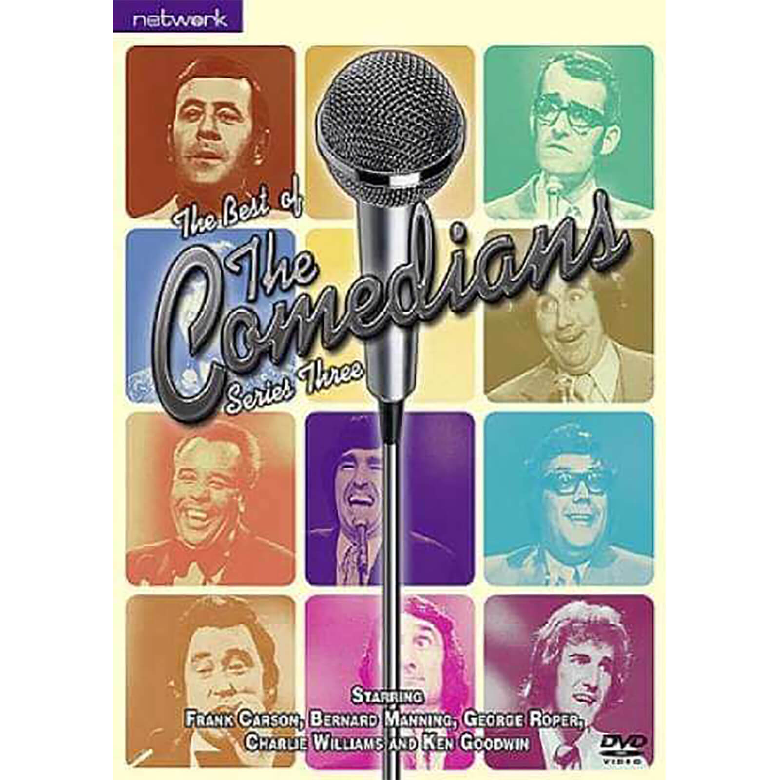 The Comedians - Series 3 von Network