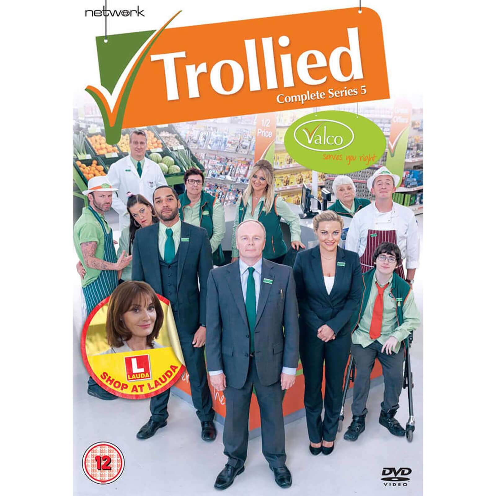 Trollied - The Complete Series 5 von Network