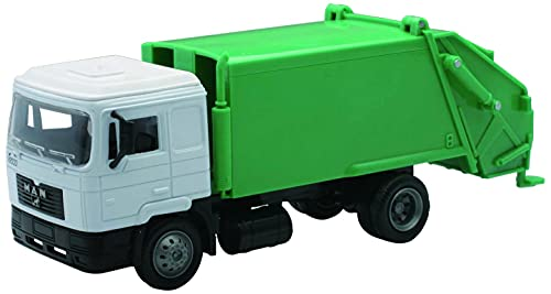 New Ray 15495 – Utility Trucks Man F2000 Garbage, Maßstab 1: 43, Die Cast von New Ray