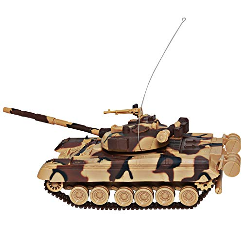 New Ray 87533 RC 1:32 Heavy Metal Panzer T80, 27 MHz von NewRay