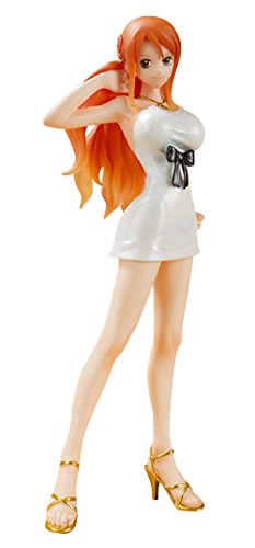 One Piece – Nami, Figur, 14 cm (Bandai bdiop087526) von One Piece