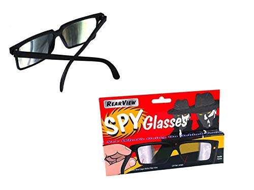 Novelty Rear View Spy Glasses - Great for Parties - Kids Perfect Ideal Christmas Stocking Filler Gift Present by Out of the Blue von Out of the blue