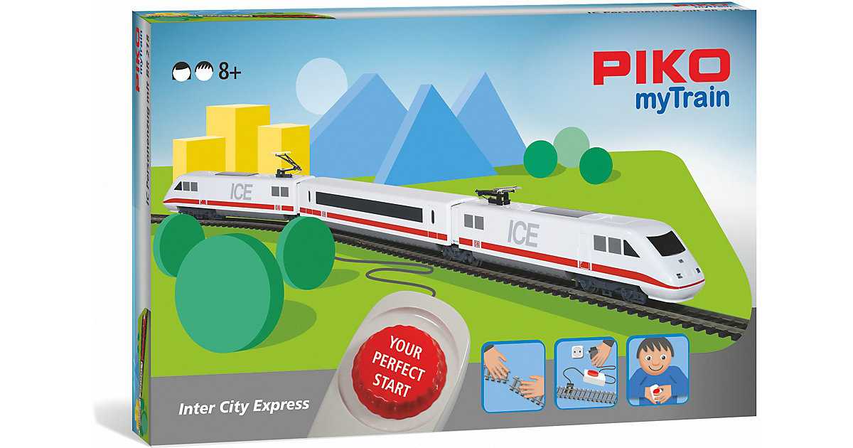 PIKO myTrain Start-Set InterCityExpress von PIKO