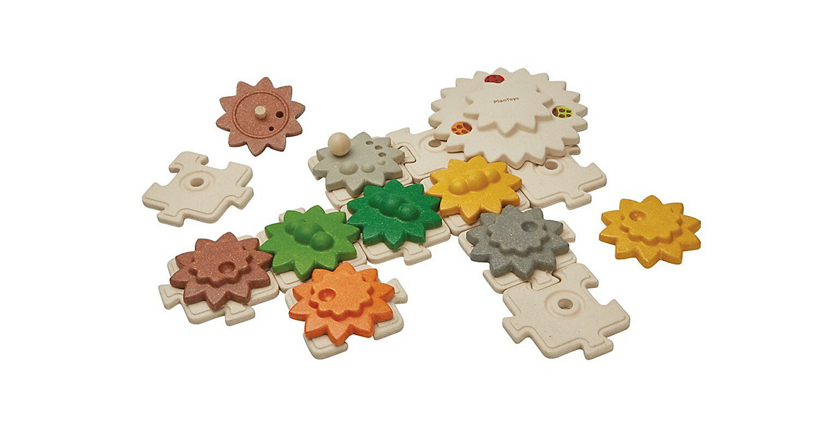 Learning Getriebepuzzle Deluxe von PLANTOYS