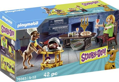 Playmobil® SCOOBY-DOO! SCOOBY-DOO! Abendessen mit Shaggy 70363 von PLAYMOBIL