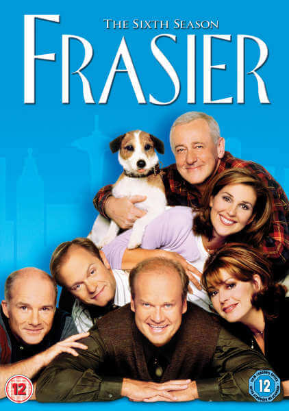 Frasier - Complete Season 6 [Repackaged] von Paramount Home Entertainment