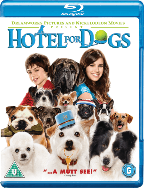 Hotel For Dogs von Paramount Home Entertainment