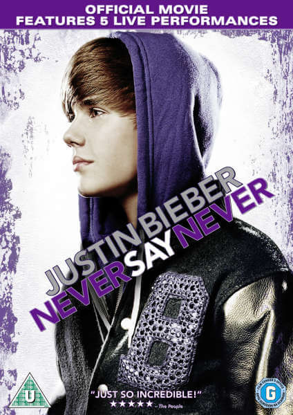 Justin Bieber: Never Say Never von Paramount Home Entertainment
