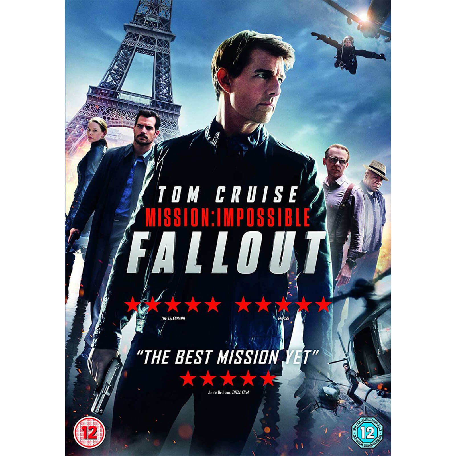 Mission: Impossible - Fallout von Paramount Home Entertainment