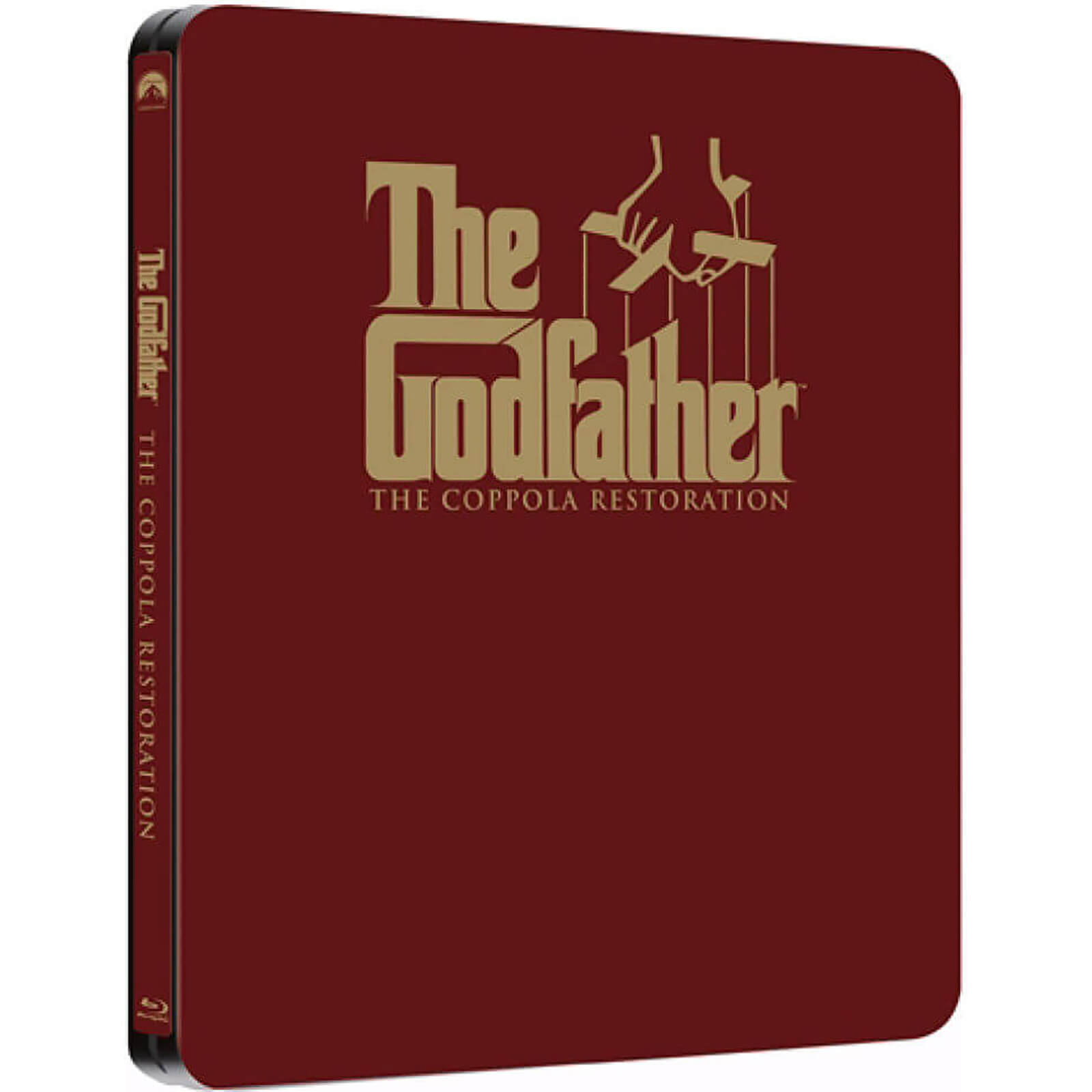 The Godfather Trilogy: The Coppola Restoration - Paramount Centenary Limited Edition Steelbook von Paramount Home Entertainment