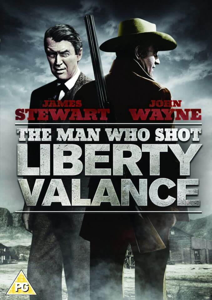 The Man Who Shot Liberty Valance von Paramount Home Entertainment