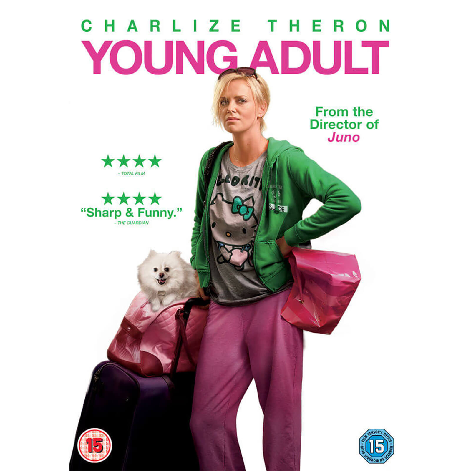 Young Adult von Paramount Home Entertainment