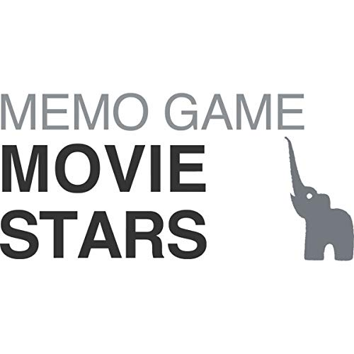 Piatnik 7119 - Memo Game Movie Stars von Piatnik Vienna
