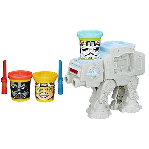 Play-Doh Hasbro B5536EU4 - Star Wars AT-AT Knetspaß, Knete von Play-Doh
