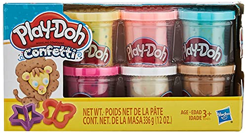 Play-Doh B3423AS0 Spielzeug, 1 Packung von Play-Doh