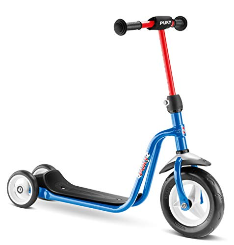 Puky 5176 R 1 Scooter, Himmelblau von Puky