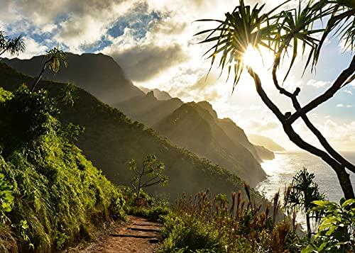 Ravensburger Puzzle 88868 88868-Berglandschaft in Portugal-1000 Teile