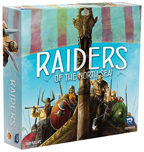 Renegade Game Studios RGS00585 - Raiders of the North Sea von Renegade Game Studios