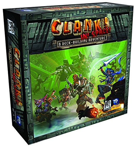 Renegade Game Studios RGS00594 Nein Clank In Space, Spiel von Renegade Game Studios