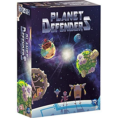 Renegade Game Studios RGS00582 - Planet Defenders von Renegade Game Studios