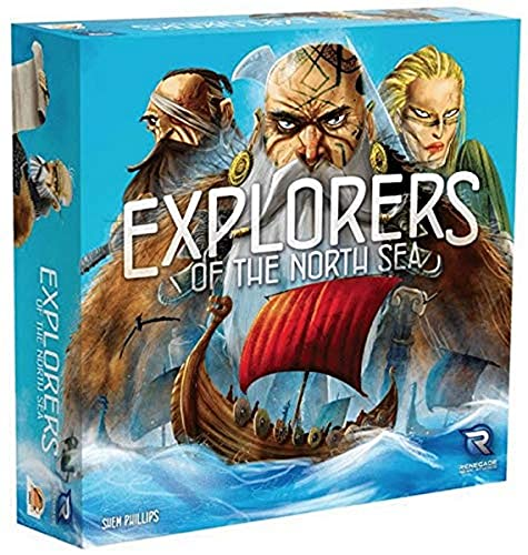 Renegade Game Studios RGS00586 - Explorers of the North Sea von Renegade Game Studios