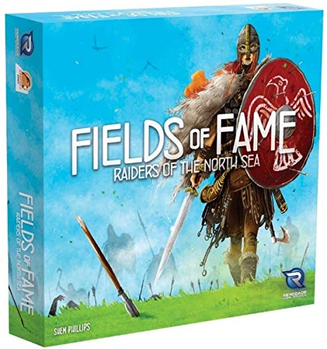 Renegade Game Studios RGS00588 - Raiders of the North Sea: Fields of Fame von Renegade Game Studios