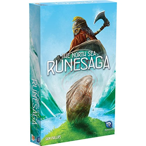 Renegade Game Studios RGS00591 Nein The North Sea Runesaga, Spiel von Renegade Game Studios