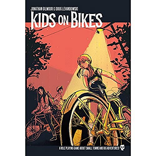 Renegade Game Studios RGS07119 Nein Kids on Bikes RPG, Spiel von Renegade Game Studios