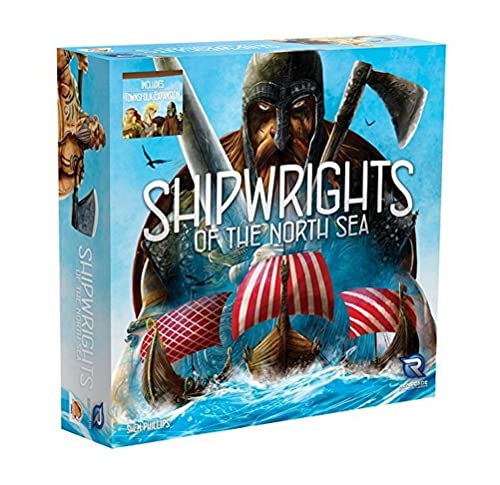 Renegade Game Studios RGS00587 - Shipwrights of the North Sea von Renegade Game Studios