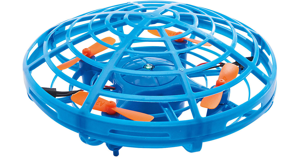 Quadcopter MAGIC MOVE blau von Revell