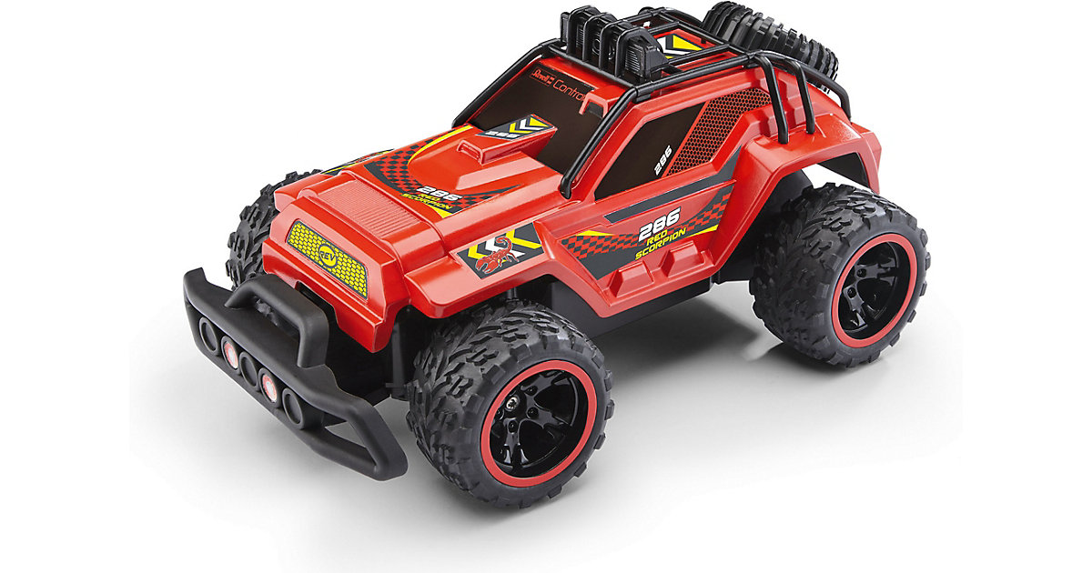 "RC Car ""RED SCORPION"" von Revell"