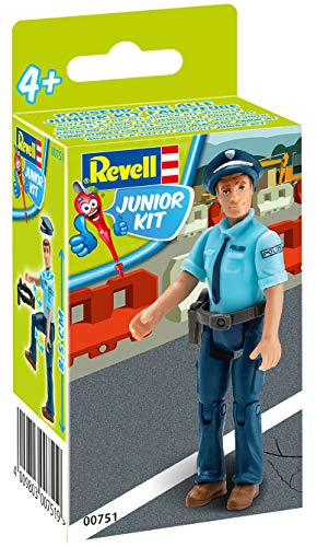Revell 00751 – Junior-Set Police Man von Revell