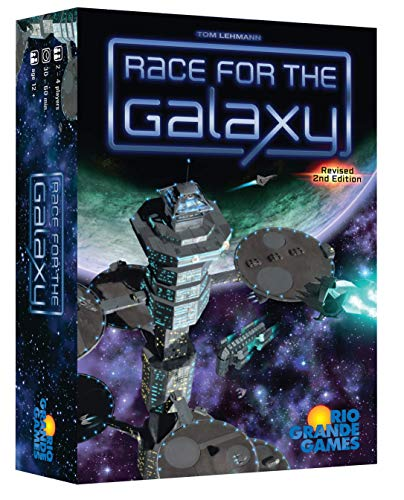 Race For The Galaxy Card Game -  Englische Version von Rio Grande Games