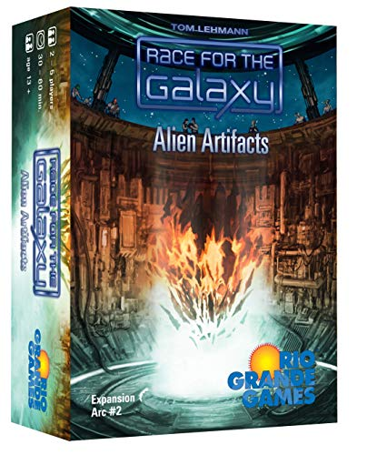 Race for the Galaxy: Alien Artifacts von Rio Grande Games