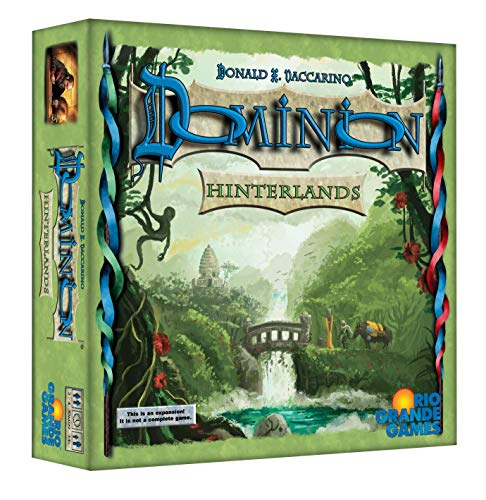 Rio Grande Games Dominion: Hinterlands von Rio Grande Games