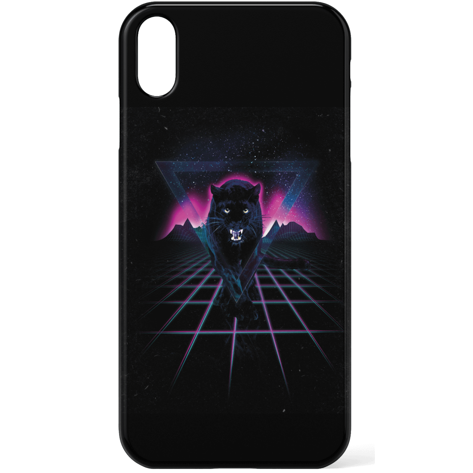 Jaguar Phone Case for iPhone and Android - iPhone 8 Plus - Tough Hülle Glänzend von Robert Farkas