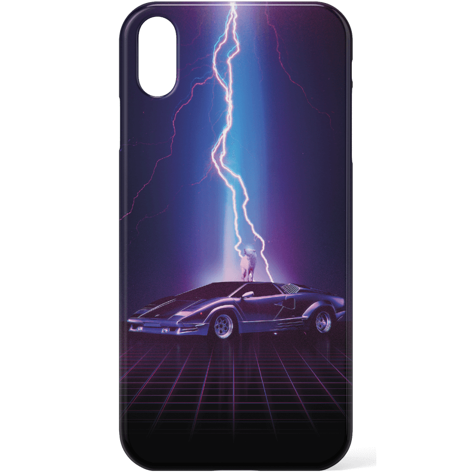 Legendary Moment Phone Case for iPhone and Android - iPhone X - Snap Hülle Glänzend von Robert Farkas