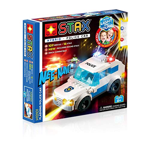 STAX Hybrid H12101 Flashing Police Car von STAX